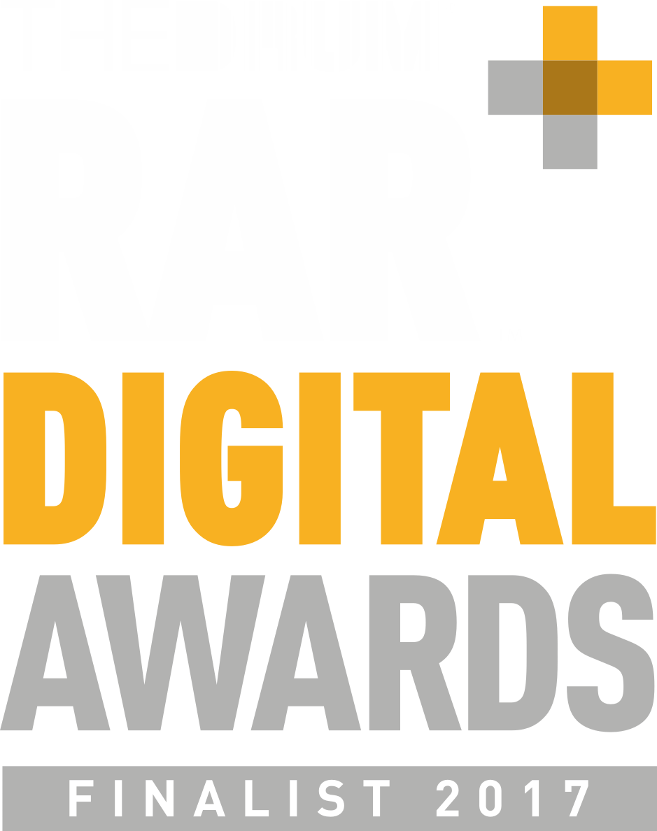 RAR digital awards finalist