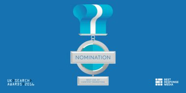 UK Search Awards Nomination