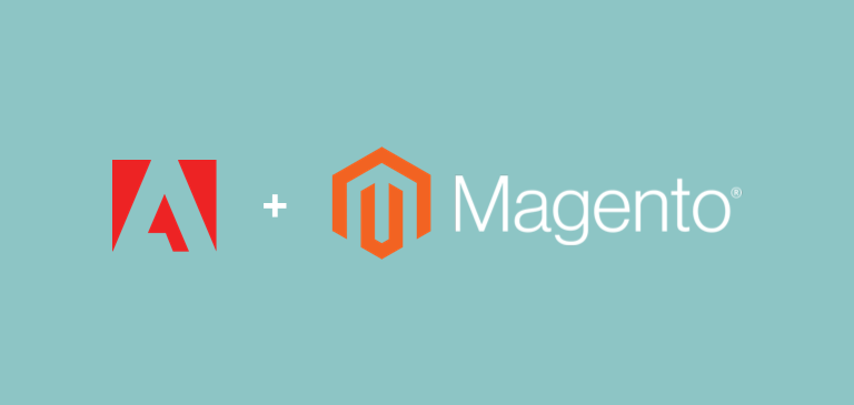 Adobe acquired Magento