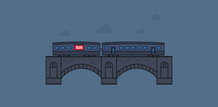 Join the B2B train now! On Magento
